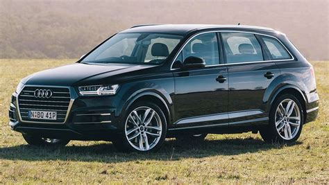 Audi Q7 by Audi Q7 3 0tdi 200 2016 Review Carsguide