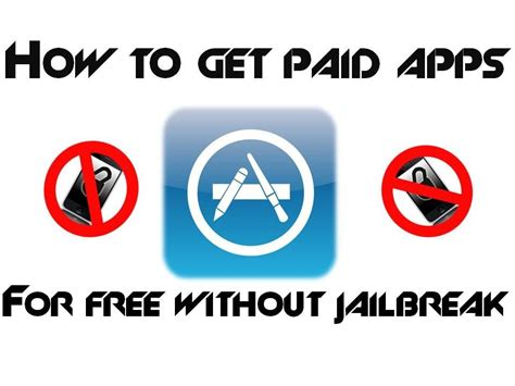 how to get free paid apps on iphone how to get paid apps for free without jailbreak on iphone