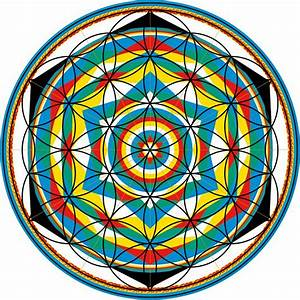 Mandala Flower of Life - Bing images