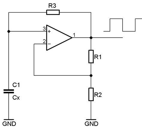 kapazitive fuellstandsmessung mit mikrocontroller