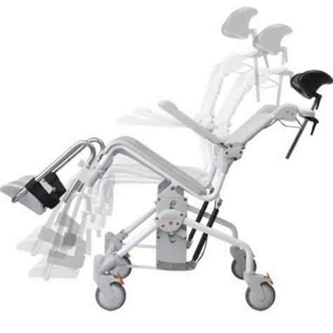 take a look at etac mobile tilt shower commode chair