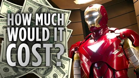 Much Would A Cost by How Much Would It Cost To Be Iron