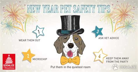 year pet safety tips dogalize