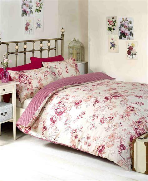 shabby chic duvet covers floral duvet cover in kingsize flowery bed