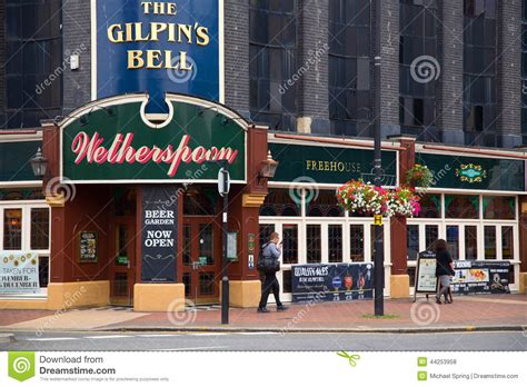 Wetherspoons pub editorial stock photo. Image of culture ...