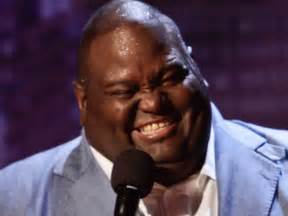 Black Comedian Lavell Crawford