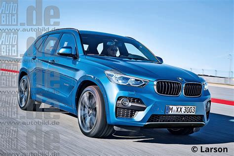 2019 Bmw X5 Rendering Shows  Auto Car Update