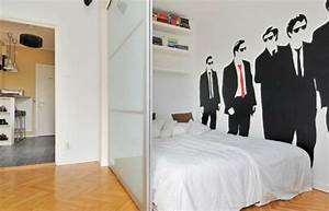Raumteiler Wohnzimmer Schlafzimmer : 42 kreative raumteiler ideen f r ihr zuhause ~ Michelbontemps.com Haus und Dekorationen