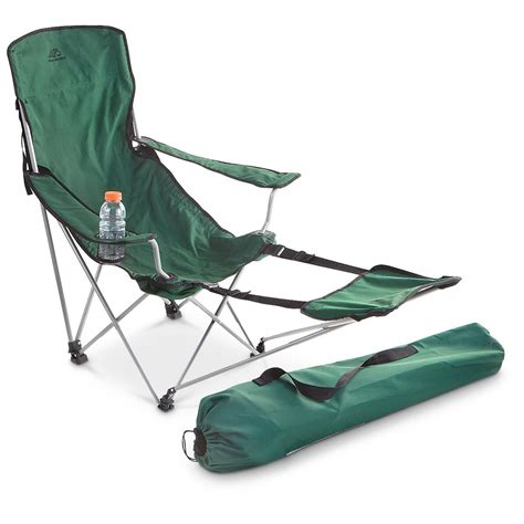 Alps Mountaineering Escape Chair by Alps 174 Foldable Escape Chair Green 214294 Chairs At