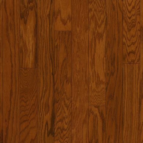 hardwood floors lowes shop style selections 3 in gunstock oak engineered hardwood flooring 22 sq ft at lowes com