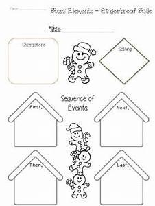 gingerbread story map by ken30 teachers pay teachers With gingerbread man story map template