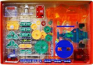 Snap Circuits Motion Electronics Exploration Kit Over 165