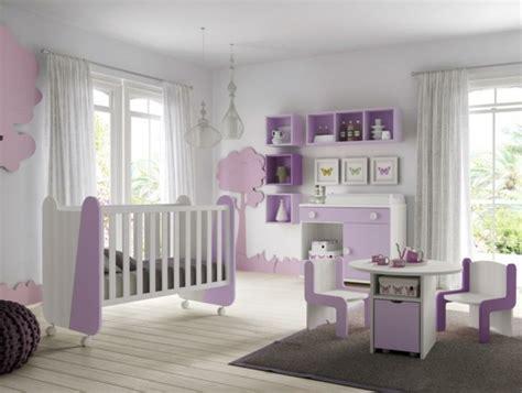idees originales pour la decoration chambre bebe