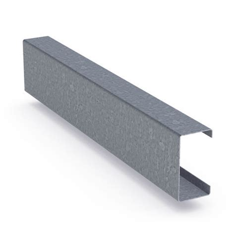 aluminum c purlin at rs 70 kilogram c lip channel स