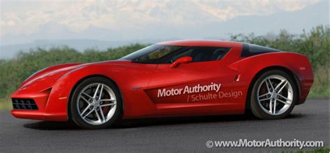 Rumor C7 Corvette To Get 440 Hp, 55liter Version Of
