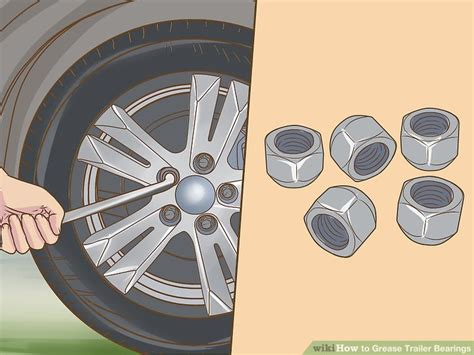How To Grease Trailer Bearings (with Pictures)