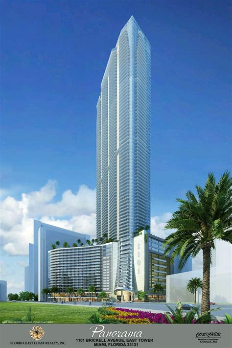 Panorama Tower Announced as City of Miami s First EB5