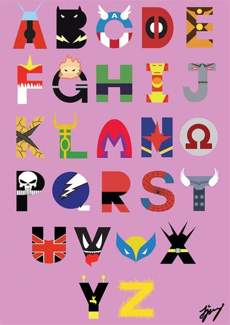 11 Superhero Fonts Free Download Images - Superhero Letter ...