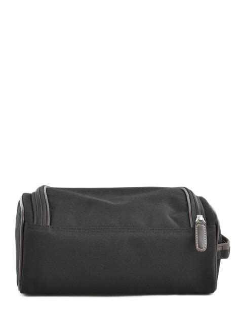 trousse de toilette lancel noir partance a01601