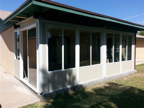 Modular Sunroom  Arizona Enclosures And Sunrooms