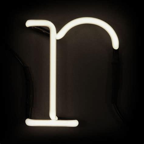 seletti neon wall light letter r buy online mankind