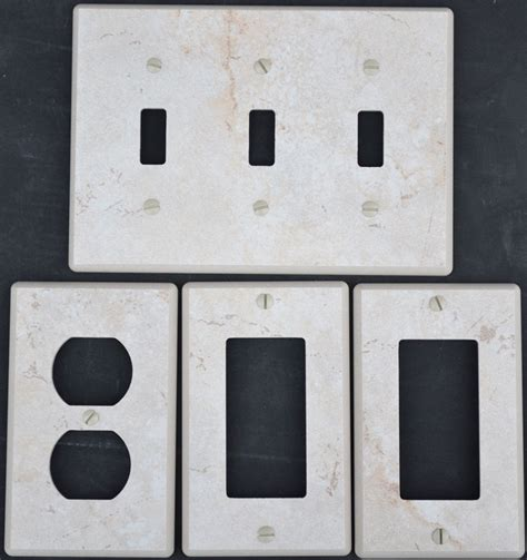 marble outlet covers photo gallery of custom granite travertine marble stone switch plates switchplates