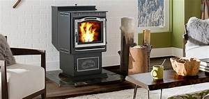 Clean Efficient P68 Pellet Stoves