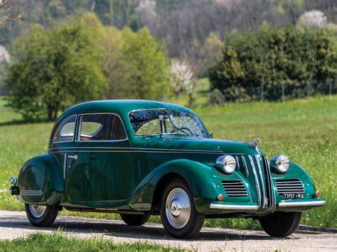 Fiat 1500 B Berlinetta 1938