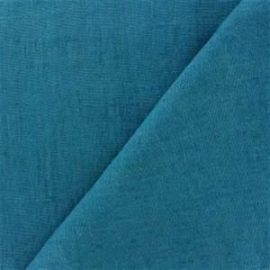 Tissu Velours Bleu Canard : tissus lin vente de tissus en lin diff rents coloris ma petite mercerie ma petite mercerie ~ Teatrodelosmanantiales.com Idées de Décoration