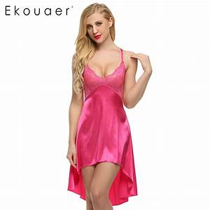 online buy wholesale ladies satin nighties from china With robe pour dormir