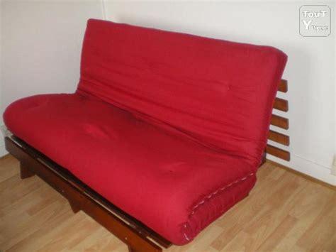 canapé lit futon canap 195 169 futon convertible ikea