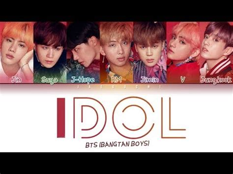 Bts Idol Teaser Bighit Free Download In Mp4 And Mp3
