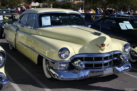 File1953 Cadillac Coupe Deville  Yellow Fvrjpg