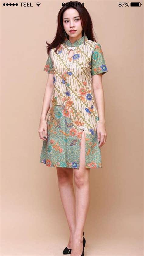 best 25 batik dress ideas on model dress