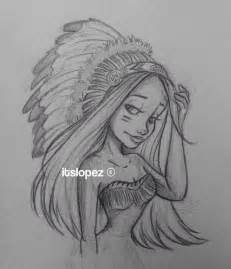 Itslopez Drawings Cute Girl