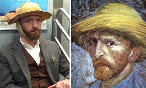 Actor Looks So Much Like Van Gogh, His Mum Thought Painting Was Him  Metro News