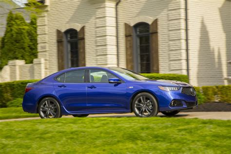 Acura Car Reviews by 2018 Acura Tlx V6 A Spec New Car Reviews Grassroots