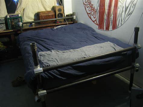 industrial beds  revamp  bedroom
