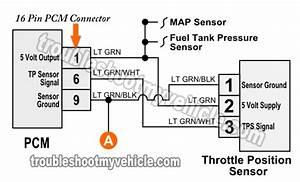 Toyota Throttle Position Sensor