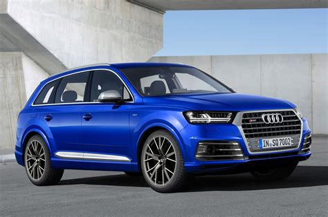 Sq7 Tdi 2016 by Audi Sq7 Tdi Unveiled With 4 0 Liter Tdi V 8 Electric