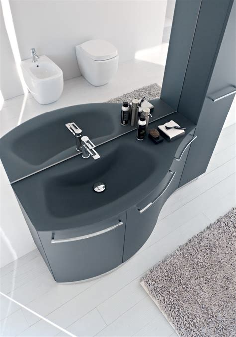 fly bureau evo meuble sous vasque avec portes avec rangement comp mfe18