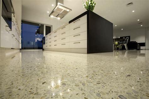 polished concrete residential floors impressive on floor