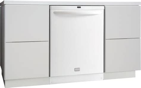 Frigidaire Fghd2433kw Fully Integrated Dishwasher With 7