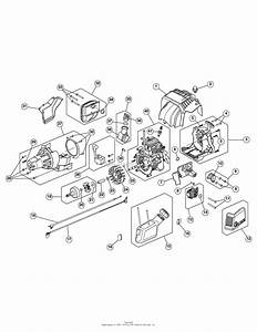 Mtd 41adz47c799  316 731930  Parts Diagram For Engine Assembly