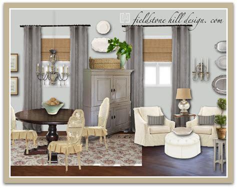 Design Board portfolio of interiors fieldstone hill design