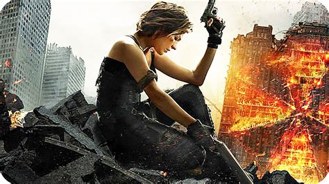 Resident Evil The Final Chapter Wallpapers Movie