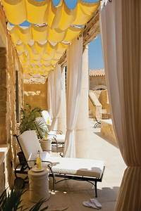 Vorhänge Für Den Außenbereich : vorh nge und gardinen f r den au enbereich outdoor design ideen ~ Sanjose-hotels-ca.com Haus und Dekorationen