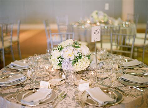 tiffany blue and silver reception decor 1 elizabeth anne