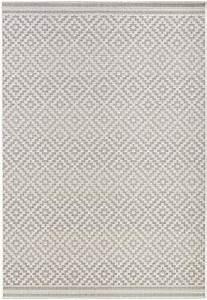 Bougari Outdoor Teppich : bougari in und outdoor teppich raute grau creme 80x200 cm ~ Watch28wear.com Haus und Dekorationen