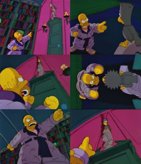 Animation Alley Treehouse Of Horror  Dead Homer Society
